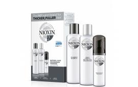 Ниоксин набор Система 2 (шампунь 150 ml.+кондиционер 150 ml.+маска 40 ml.)