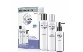 Ниоксин набор Система 5 (шампунь 150 ml.+кондиционер 150 ml.+маска 50 ml.)