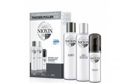 Ниоксин набор Система 2 (средний) (шампунь 300 ml.+кондиционер 300 ml.+маска 100 ml.)